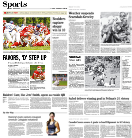 The Journal News/Sports